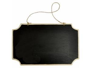 Kaisercraft LDB1016 Lucky Dip Chalkboard Sign - Plate 6.25 x 10.25 in.