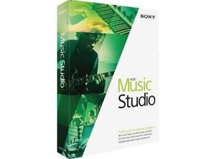 Sony Media Software MSAMST10000 Sony Acid Music Studio 10.0 - Win Vista,Win 7,Win 8