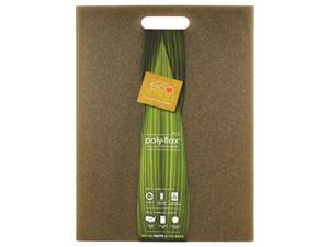 Architec ECOFLX16N Brown EcoSmart Poly Flax Cutting Board