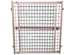 North States 4614 Wire Mesh Pet Gate, Extra Wide, Expandable
