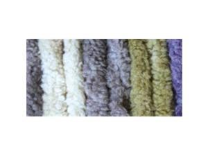 Spinrite 161110-10185 Bernat Blanket Big Ball Yarn-Lilac Bush