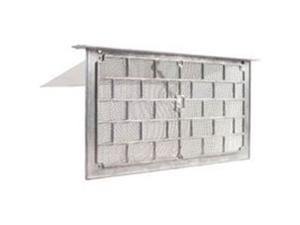 Ll Building Products Fndtn Vent/Lintel/Damp 16X8In LW1L