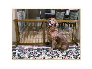 Carlson 2870 Freestanding  28 in. Tall EXTRA WIDE Pet Gate