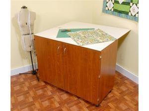 Kangaroo Kabinets Dingo Storage Teak Cabinet