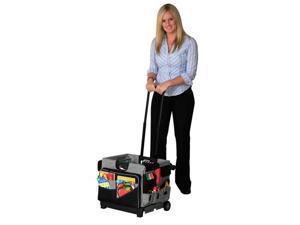 ECR4Kids Universal Rolling Organizer & Saddle-Bag Set - 3 Pack