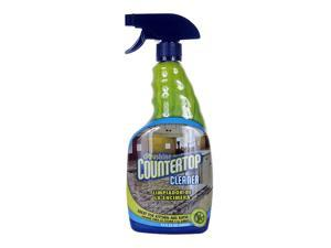 Bryson Citrushine Countertop Cleaner- Also Known As Citrushine Granite and Countertop Cleaner (23 Oz) Item 4 Pack
