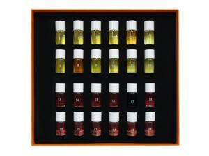 Vinotemp 24 Piece Professional Red and White Wine Essence Kit
