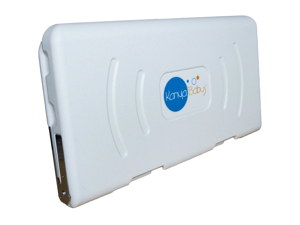Karma Baby Horizontal Commercial Changing Station, Wall Mounted