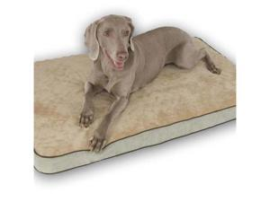 "K&H Pet Products Memory Sleeper - Large Sage 29"" x 45"" x 3.75"""