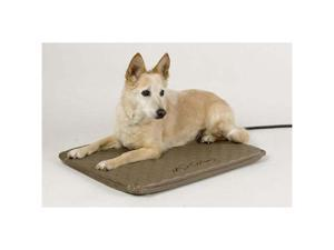 "K&H Pet Products Lectro-Soft Heated Outdoor Bed Medium 19"" x 24"" 40 watts"