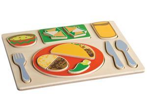 Guidecraft Sorting Food Tray - Mexican, Multi - G464