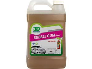 3D Bubble Gum Scent Air Freshener - 1 Gallon
