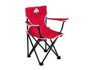 "Ohio State Buckeyes Official NCAA 12""x12"" Toddler Tailgate Chair by Logo"