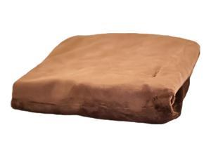 Rumble Tuff Home Travel Newborn Nursery Baby Infant Minky Contour Changing Pad Cover Compact Chocolate