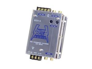 Blitz High Performance Electronic Crossover Line Driver Network