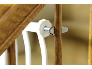 Dream Baby Home Indoor Banister Hall Staircase Gate Installation Mounting Kit Adaptors Spacers