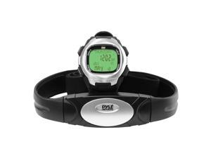 Pyle Marathon Heart Rate Watch With USB And Walking Or Running Sensor