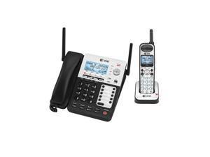 Vtech SynJ 4 Line Corded Cordless Speakerphone SMB Black