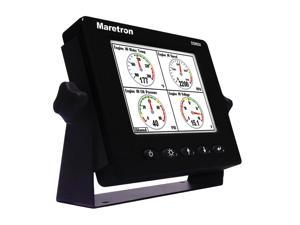 CWR Maretron Navigation Maritime Boat DSM250-01 Multi-Function Color Display Black