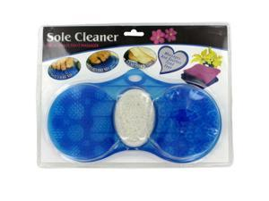 Bulk Buys Beauty Salon Foot Scrubber For Shower Pack Of 6