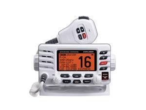 Standard Horizon GX1600W Explorer VHF Ultra Compact Class D- White