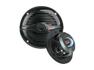 "Boss Audio MR60B 6.5""  Marine Speakers Pair Black"