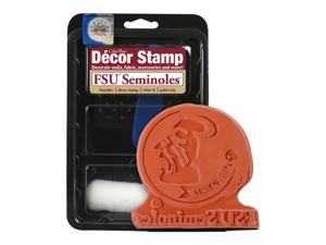 Clearsnap School Florida State University Sports Logo Colorbox Decor Stamp