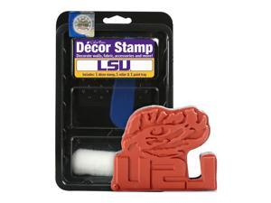 Clearsnap School Louisiana State University Sports Logo Colorbox Decor Stamp