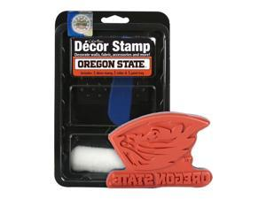 Clearsnap Oregon State University Sports Team Logo Licensed Colorbox Decor Stamp