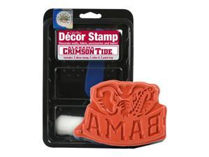 Clearsnap University of Alabama Sports Logo Licensed Colorbox Decor Stamp