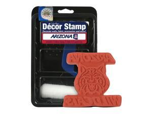 Clearsnap University of Arizona Sports Team Logo Licensed Colorbox Decor Stamp