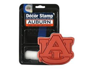 Clearsnap School College Auburn University Sports Logo Colorbox Decor Stamp