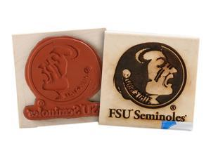 Clearsnap Florida State University Sports Logo Licensed Wood Mount Rubber Stamp