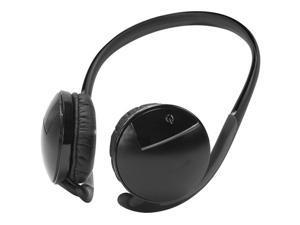 Monoprice Bluetooth Wireless Stereo Headset - Black