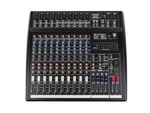 Monoprice 16-channel Audio Mixer with DSP & USB