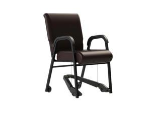 "ComforTek Seating Health Care Hospital Daily Mobility Assist 20"" Chair Armed Metal Frame With Vinyl"