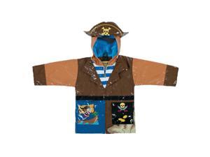 Kidorable Kids Children Outwear Pirate PU Coats Size12-18 Months
