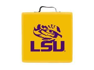 BSI Home Office Car Travel Pad Louisiana State Tigers Seat Cushion