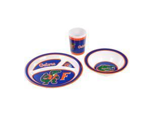 BSI Florida Gators Kid's 3 Pc. Dish Set