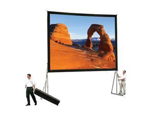 Da-Lite High Contrast Da-Tex Rear Projection Fast-Fold Screen System 19' x 25' Area 18' x 24'