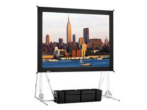 "Ultra Wide Angle Rear Projection Fast-Fold Truss Frame Complete Screens 8'6"" x 14'4"""