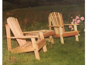 Creekvine Designs Cedar American Forest Adirondack Chair Collection