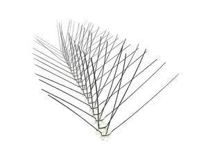 Bird-X Lawn Garden Backyard Birding Accessories Stainless Spikes Wide (50ft)