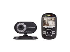 Motorola Digital Wireless Indoor Video Pet Monitor System 2.4 inch