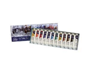 Winsor And Newton Art Craft Painting Drawing Supplies Watercolor 12-Color Set