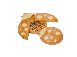 Picnic Plus Lady Bug Cheese Board BAMBOO