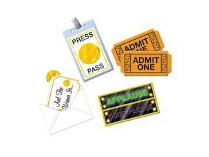 """Beistle Awards Night Cutouts 14"""" (4 Ct)- Pack of 12"""