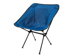 Travel Chair Camping Steel Joey Chair Blue