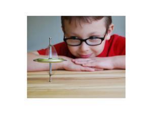 Tedcotoys Kids Preschool Daycare Peggable Card/Gyroscope Educational Toys