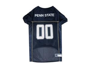 Pets First Sports Team Logo Penn state dog jersey Xlarge